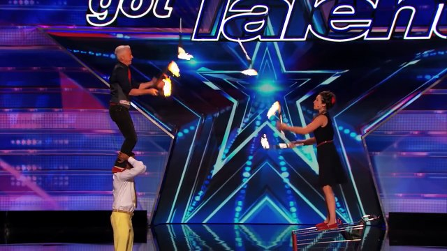 Nick Cannon, Ant & Dec In On The Act | Americas Got Talent & Britains Got Talent