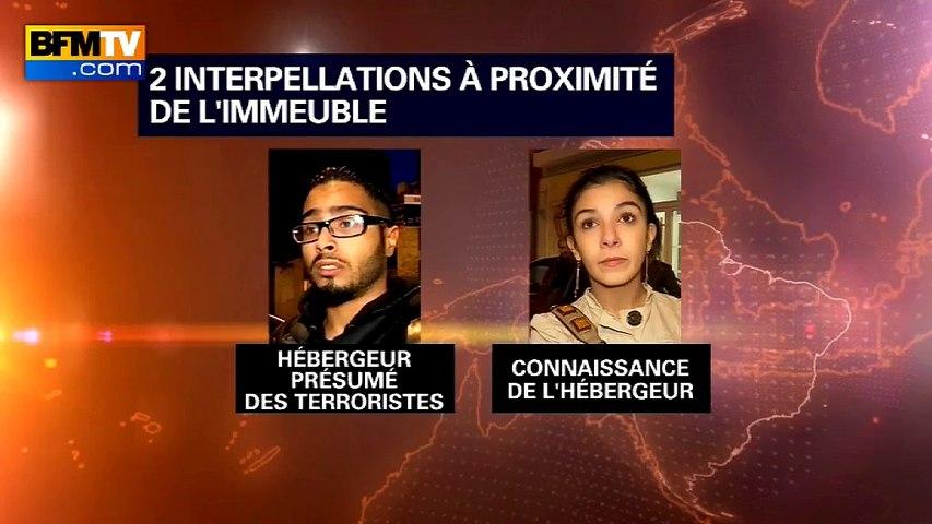 """Le logeur interpellé à Saint-Denis: """"Je n'étais pas au courant que c'était des terroristes"""""""