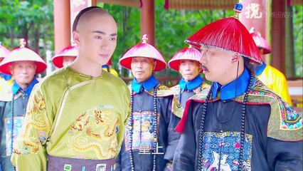 錢塘傳奇 第39集 The Mystery of Emperor Qian Long Ep39