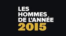 Les Hommes de l'Année GQ 2015 - Palmarès