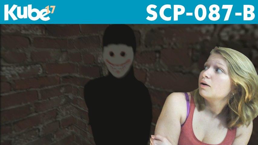 SCP-087-B en FACECAM :D