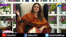 Meera Misbehave with Nadia Khan Show Guest Coordinator Minahil