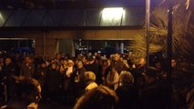 Rassemblement citoyen après les attentats