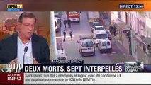 Fin de l'assaut à Saint Denis, le déroulement des événements depuis le début du Raid