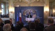 Les territoires de la transition énergétique, discours de Ségolène Royal le 18 novembre 2015 (TEPCV)