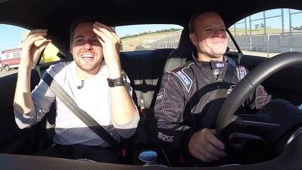 Volta Rápida em um Audi TT Coupé! Acelerados