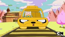 Adventure Time - Candy Streets (Preview) Clip 2