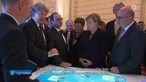 Thierry Breton (PDG d'Atos) sur l'importance de la coopération franco-allemande à l'ère du numérique