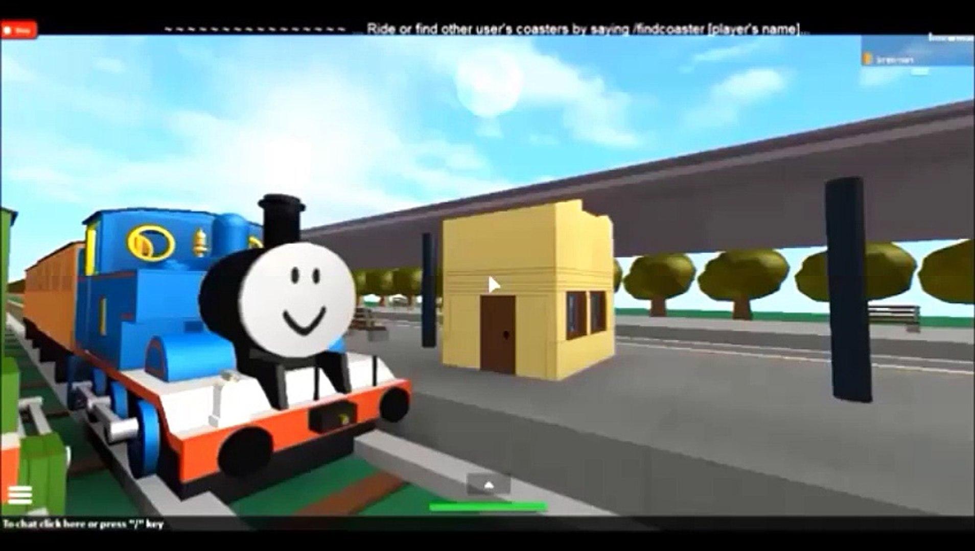 Roblox Thomas And The Magic Railroad Part 6 - thomas cgi roblox