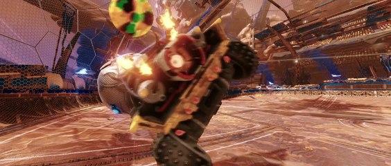 Chaos Run DLC Trailer de Rocket League