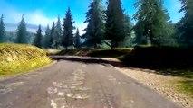WRC 4 - Subaru Impreza - Rally Germany - Sauertal - FAST STAGE HD 1080p