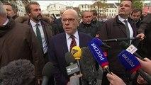 Saint-Denis: Cazeneuve et Molins font le bilan de l'assaut