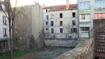 Assaut à Saint-Denis: images de l'extérieur de l'appartement