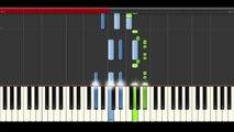 Justin Bieber Sorry Piano Tutorial Midi Sheet Partitura Hard Lyrics Letra Cover karaoke Pu