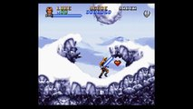 Super Star Wars Empire Strikes Back - Super Nintendo