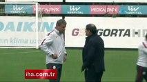Galatasaray, Hamzaoğlu ile yollarını ayırdı! -