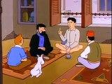 Tintin Dansk, 17 Tintin I Tibet Del 1