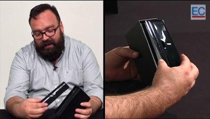 Unboxing: dentro de la caja del Huawei P8