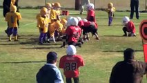 pee wee football fails and excitement