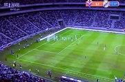 Watch Real Madrid fan invade pitch in full Cristiano Ronaldo kit during pre season friendl