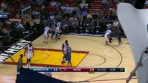 Quand c'est NON, c'est NON - Miami Heat vs  Minnesota