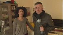 Sérgio Utsch conversa com brasileira que presenciou ataques em Saint-Denis