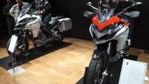 2016 Ducati Multistrada 1200 Enduro - EICMA 2015