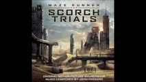 Maze Runner: The Scorch Trials Soundtrack #12. Leaning Tower Of Scorch