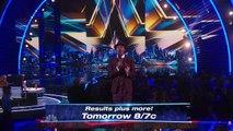 Derek Hughes Magician Americas Got Talent August 18, 2015