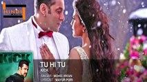 latest Hindi Songs 2014 Hits New Tu Hi Tu Kick Songs Indian Movies Songs 2014 New lovely song Repost Takkar by Takkar Follow 769