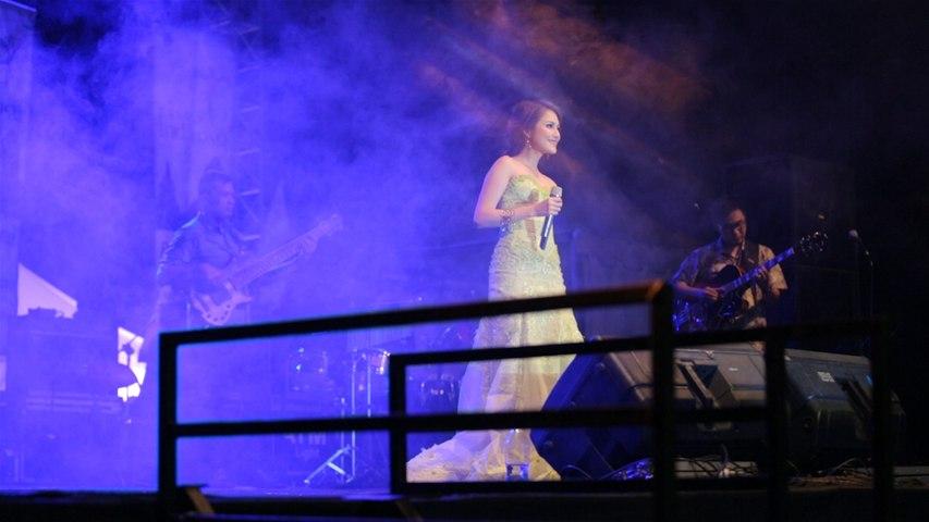 Musisi Apresiasi Borobudur Jazz Festival