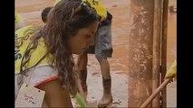 Mais de 10 dias após tragédia, moradores de Barra Longa continuam na lama