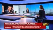 Attentats de Paris C'est la 1ère fois que l'EI revendique des attaques en France et en Europe