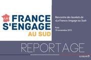 """[REPORTAGE] Rencontre avec les lauréats de """"La France s'engage au Sud"""""""