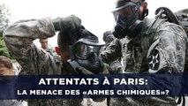 Attentats à Paris: Un «risque d'armes chimiques et bactériologiques» selon Valls