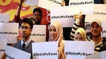 Muslims Take Stand Against ISIS - Paris Killers are Not Muslims Nor ISIS is
