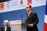 Discours du président de la République lors de la remise du prix de la Fondation Jacques CHIRAC