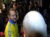 Swedish Police Selfie with Zlatan Ibrahimovic After Euro Qualification