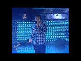 """Amr Diab - A'al Fakrenek """"AUC 2011"""" عمرو دياب - قال فاكرينك"""