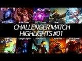 챌린저 매치 하이라이트 EP1 | 마린, 체이서, 미키 (KR Challenger Match Highlights EP1 | Marin, Chaser, Mickey)