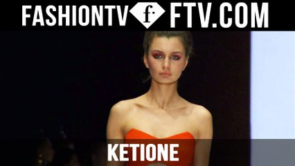 KETIone Spring/Summer 2016 Collection Russia | MBFW | FTV.com