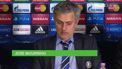 Chelsea 2 2 PSG Jose Mourinho: Ibrahimovic should play in the quarter final