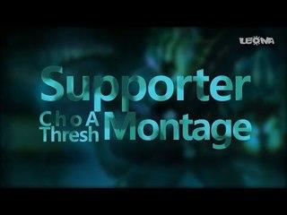 서포터초아 쓰레쉬 매드무비 (KR D1 Thresh Montage / Highlights)