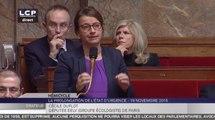 Duflot : «Nous allons très loin» dans l'adaptation de la loi sur l'Etat d'urgence