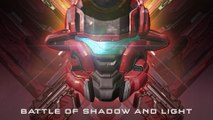 HALO 5 Guardians | Battle of Shadow and Light FREE DLC Trailer (Xbox One)