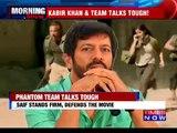 Phantom banned in Pakistan | Saif Ali Khan, Katrina Kaif, Kabir Khan, Hafiz Saeed