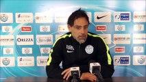Conférence d' avant match Tours FC - Evian TG (Marco Simone)