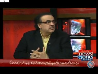 Ayyan Ali will tell all names behind her now and Shahid Masood gives perfect example of resources LB poll winners have
