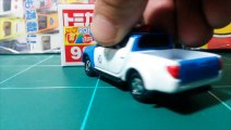 トミカ Tomica No.93 Mitsubishi Triton JAF - Tomica in 30+ Seconds