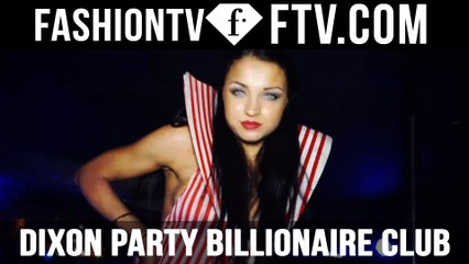 DIXON Party at Billionaire Club Porto Cervo Summer 2015 | FTV.com